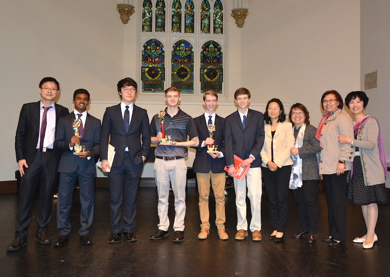 Jr. Bills Excel in Chinese Competition