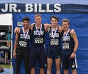 4x800 Relay and Roman Lipinski All-State
