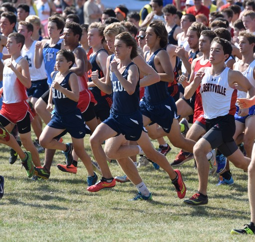 SLUH XC Travels to Chicagoland