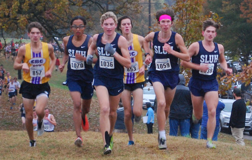 Team Titles at Blustery, Cold Findley Invitational