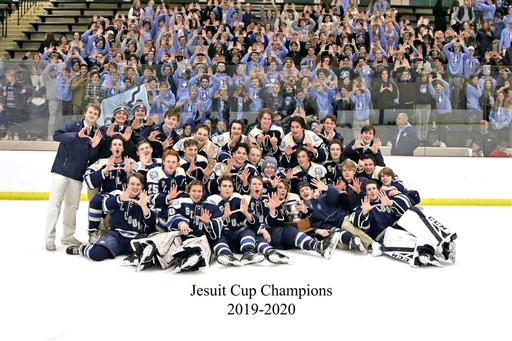 SLUH Wins Their 5th Consecutive Jesuit Cup
