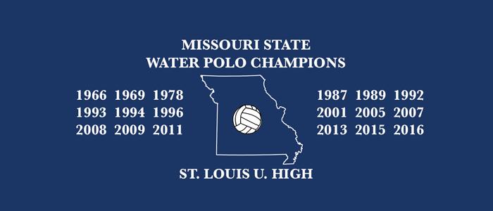 Water Polo - St Louis University High School